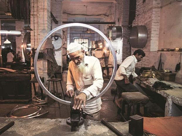 MSME, work, economy, steel