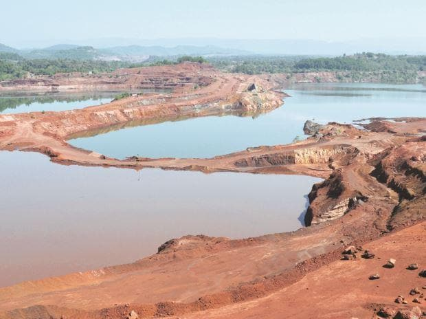 Photo of Goa's debt rising in excess of Rs 20,000 cr because of mining ban in state | Business Standard News