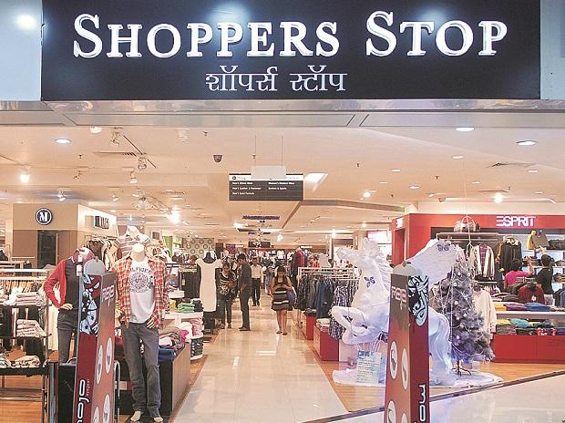 Shoppers Stop, retail store, clothes