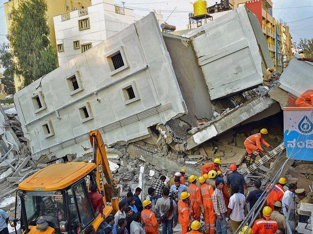 Bengaluru Building collapse