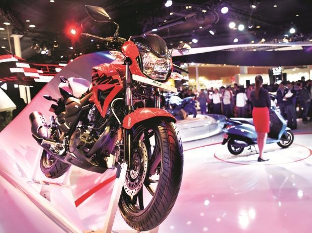 bikes, auto expo