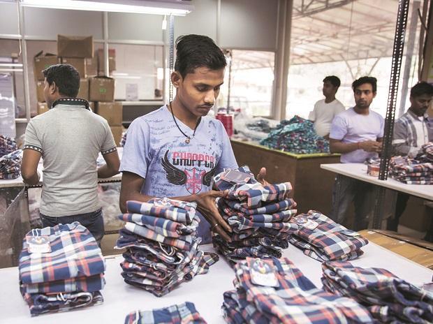 textile, labour