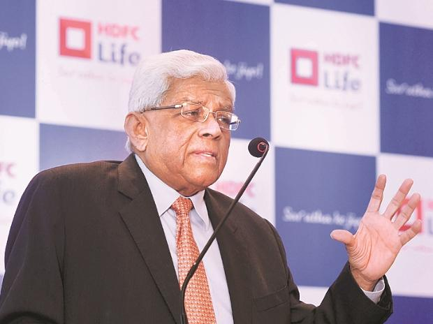 """The worst is over. We had major transformative reforms. Any economy will suffer when you have GST, demonetisation, real estate regulator or IBC"" Deepak Parekh Chairman, HDFC"