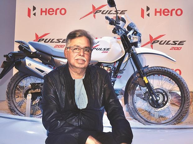 Pawan Munjal, CMD and CEO of Hero MotoCorp, says the company is still working on its stratgey for the premium segment.