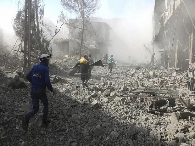 #4 Syria (FSI Score: 111.5)