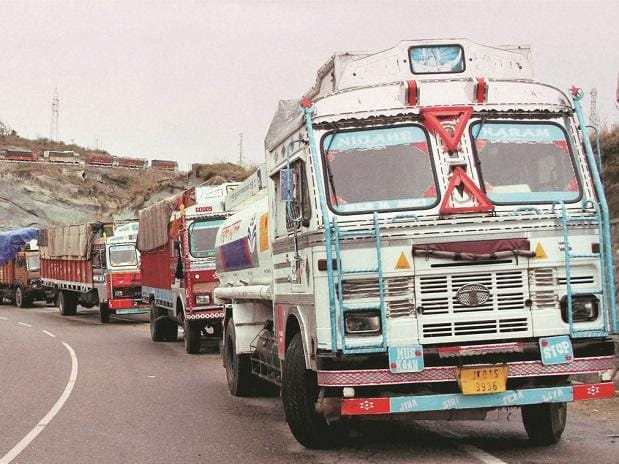 2 transport groups say will not buy new trucks