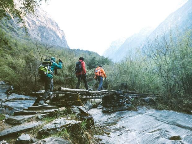 Take a healthy route for your next trip: A guide for monsoon trek