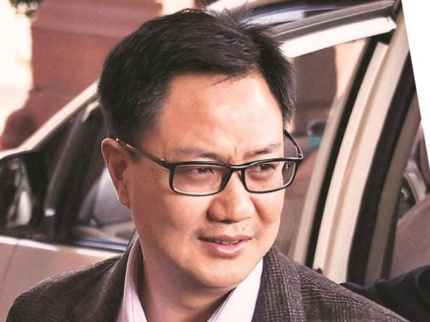 Tokyo Olympic-bound athletes to get vaccinated first, says Rijiju