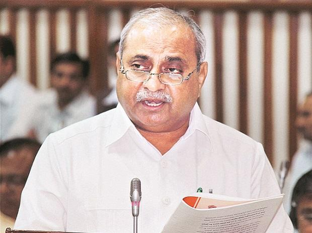 Gujarat Deputy Chief Minister Nitin Patel