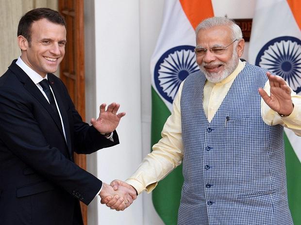 Macron, Modi, ISA