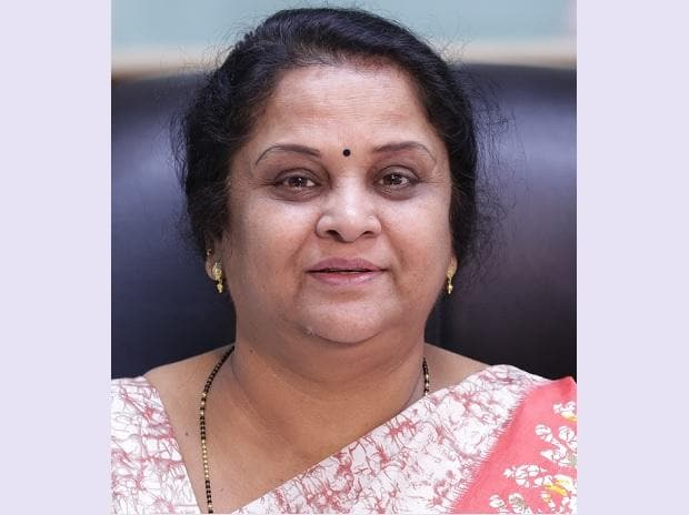 Aruna Sharma, secretary to the Ministry of Steel