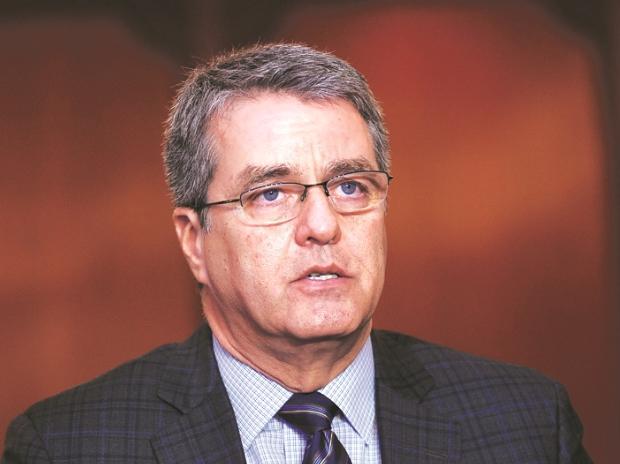 Roberto Azevedo, WTO chief, WTO director
