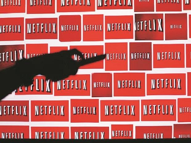 Netflix shares plunge as growth in subscriber numbers slows