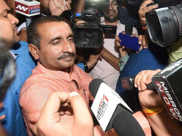 Unnao rape: Kuldeep Sengar sentenced to life imprisonment by Delhi court