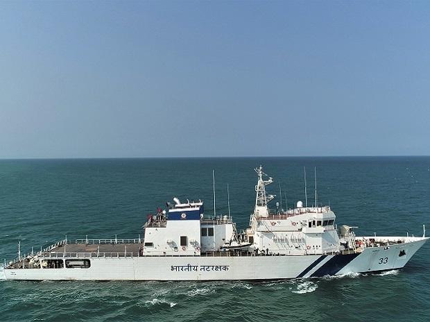 L&T Shipbuilding, Indian Coastguard