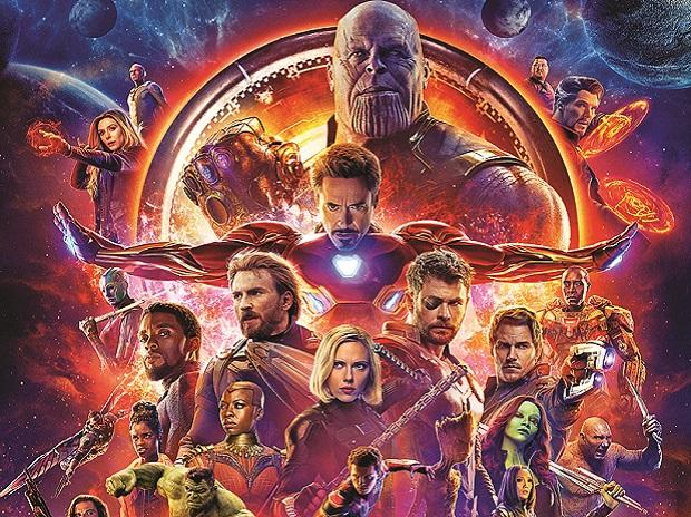 Disney is pulling out every marketing trick to promote Infinity War