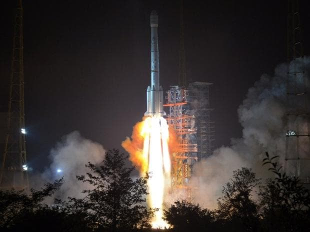 Chinese satellite, APSTAR-6C