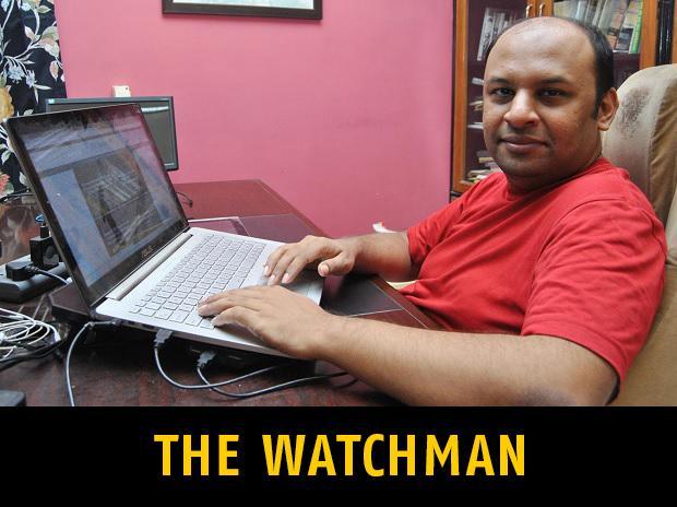 Pratik Sinha, Alt News