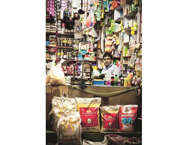 wholesale, retail consumer goods shops