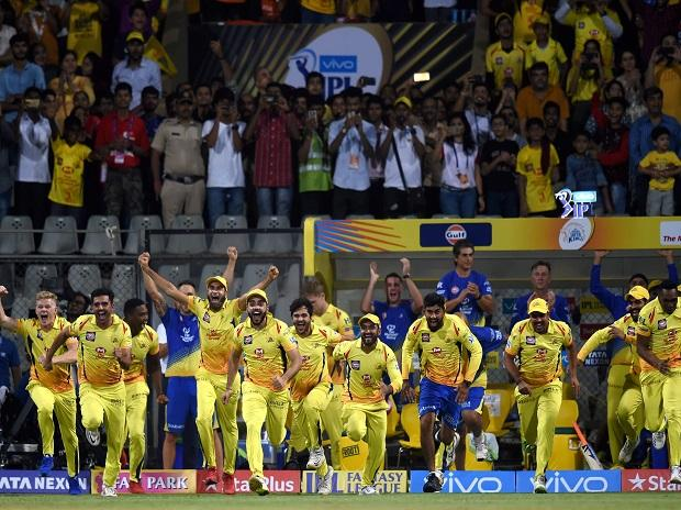 Chennai Super Kings, IPL 2018 winner