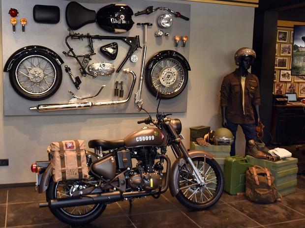 Pegasus: A memento from the history of Royal Enfield