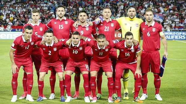 Fifa World Cup 2018: Serbia to head to Russia with realistic expectations