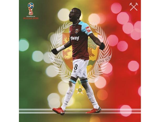 Senegal Captain Cheikhou Kouyate (Photo: @FootballSenegal)