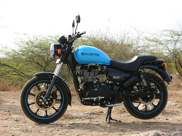 Missing the heartbeat: Royal Enfield Thunderbird 500X is sporty and macho