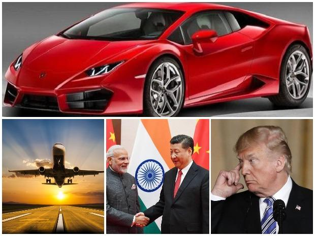 Modi-Xi meet, Lamborghini pushing hard, Trump on trade war, and more