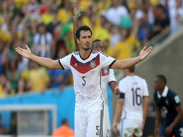 Mats Hummels: Germany