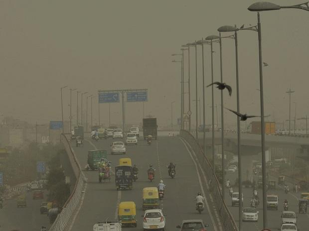 Delhi air quality and pollution