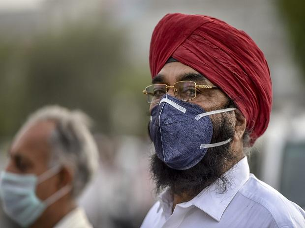 Pollution, anti-pollution mask
