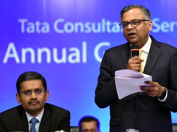 TCS, Rajesh gopinathan, N chandrasekaran