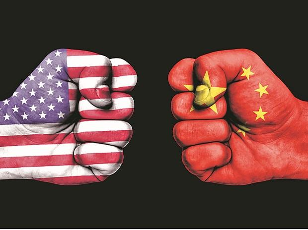 China trade battle kicks off; markets take it in stride