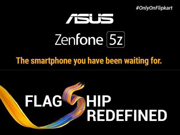 Asus, Zenfone 5z, Flipkart