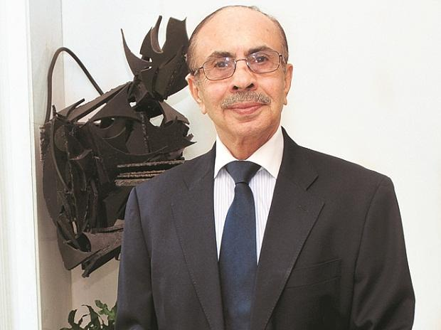 Chairman Godrej group- Adi Godrej