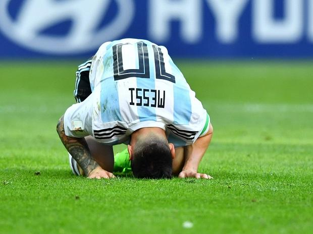 Messi's last bow in Fifa World Cup?