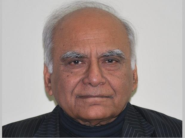 File photo of Professor Nirmal Kumar Ganguly, ...