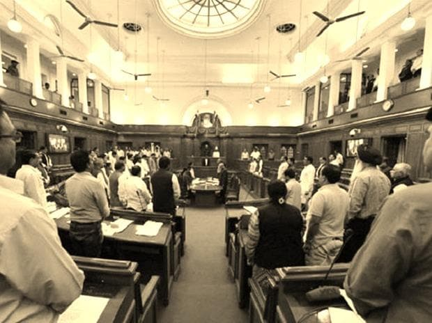 Delhi administration post independence, till 1956