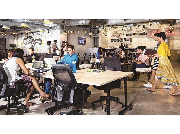 co working, co working spaces, millennials, workspace
