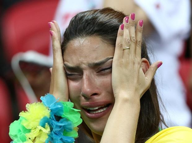 Brazil supporters around the world suffer yet another agony
