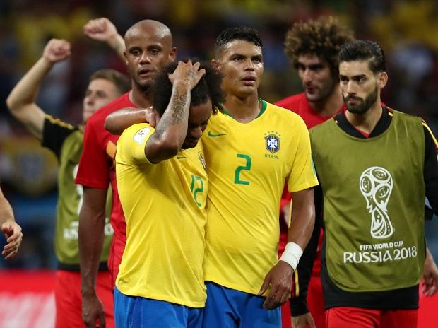 Selecao's sixth World Cup dream is over with this defeat