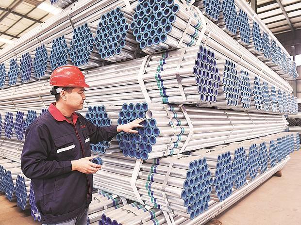 Steel, Aluminium