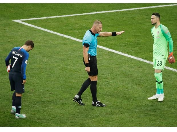 Griezmann scores penalty after video review: All you need to know about VAR