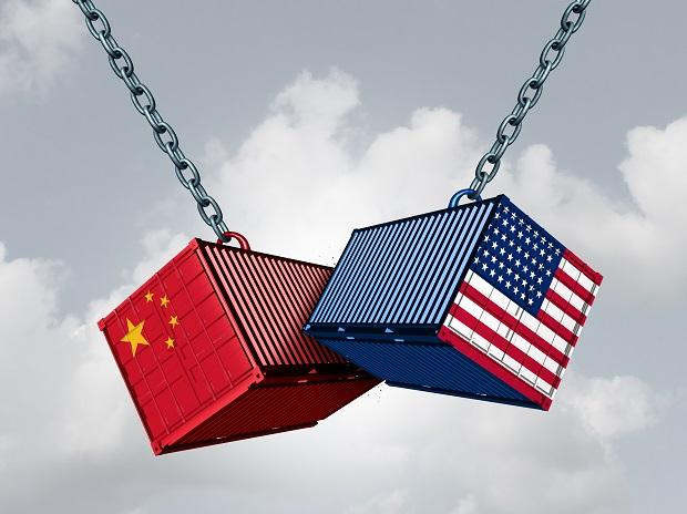 Image result for US - China trade war
