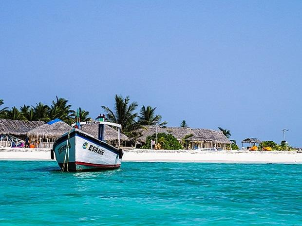 lakshwadeep, tourism, island