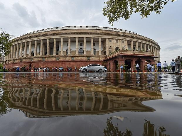 Parliament House. Photo: PTI