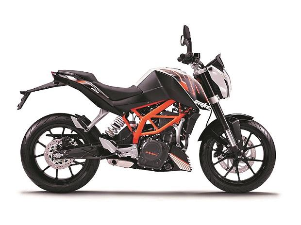 During 2017-18, Bajaj Auto manufactured 98,132 units of KTM branded bikes at its Chakan (Maharashtra) plant