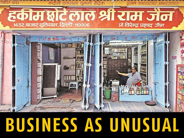 Indianama's latest project in Delhi aims to give a new look to old shops