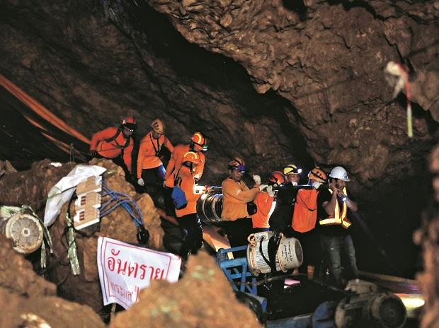 Thai cave rescue mission: Here are leadership lessons from the crisis